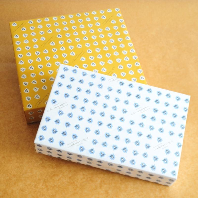 ア・ラ・カンパーニュのオリジナル包装紙をご用意しております